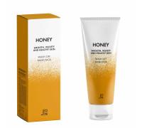 Маска для лица с медом и прополисом